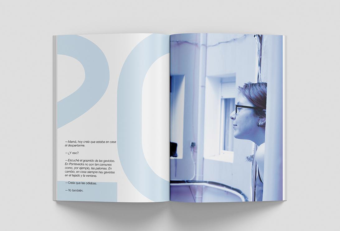 Interior del libro Folie a Deux, conversación 20