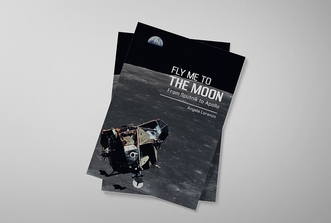 Fly me to the Moon, from Sputnik to Apollo - portada
