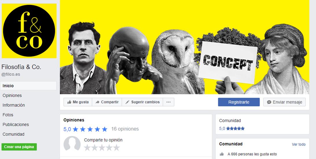 Filco en Facebook