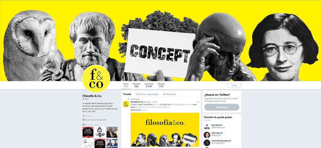 Filco en Twitter